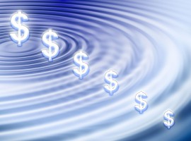How smart investors use the ripple effect
