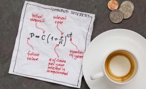 compound interest money growth invest save