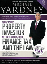 Book - What Every Property Investor needs to know about Finance Tax and the Law