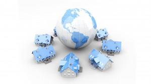 house-foreign-world-globe-property-market-investment-buyer-international