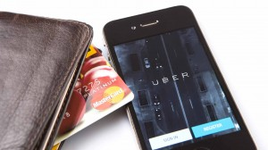 uber transport car ride public job work