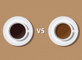 Coffee vs. Tea: Which is the winner in the game if health? [Infographic]