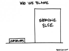 Who Should We Blame?