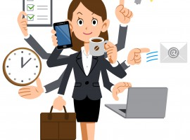 9 Ways to Be More Productive [INFOGRAPHIC]