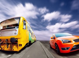 Cars or trains: which will win the commuting future?