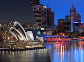 Sydney-Melbourne