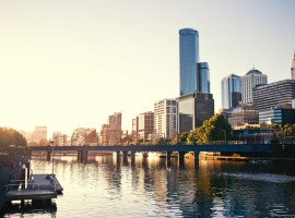 What will Melbourne look like in 180 years?