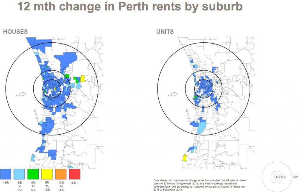 Perth Rentals