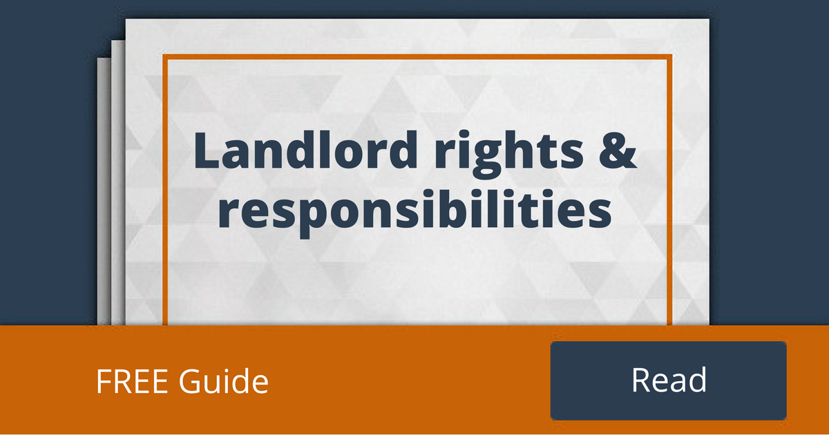 landlord rights and responsibilities property update
