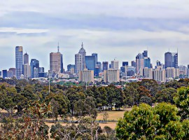 Is the Melbourne property market on the way up or the way down?