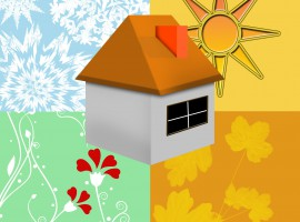 How the seasons affects your rental property
