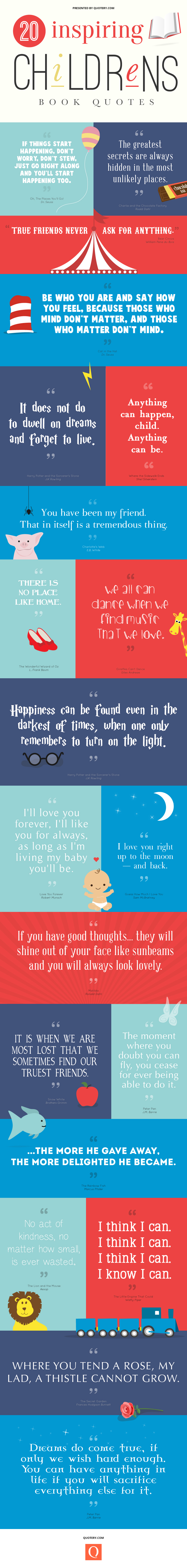Childrens Book Quotes