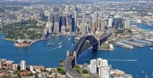 Sydney Harbour 300x182