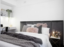 The Block: Glamorous guest room reveals