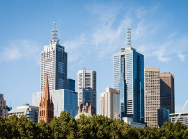 Melbourne's property market outperforms all others once again