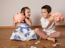 The most important lesson you can teach your children about money