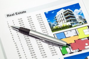 Folder With Real Estate Data And Photos