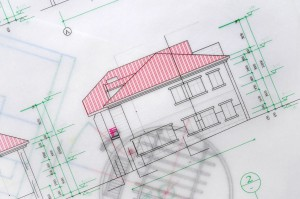 House And Real Estate Blueprint