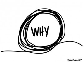 """Practice Asking the """"Why"""" Questions"""
