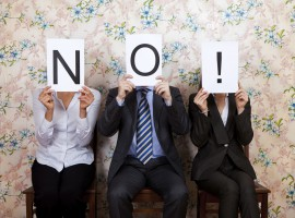 Why 'no' is an underrated word
