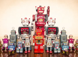 Why we are still convinced robots will take our jobs despite the evidence