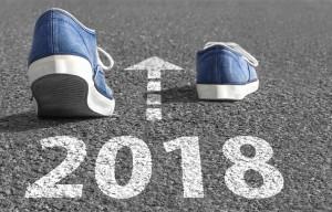 Der Weg Ins Jahr 2018