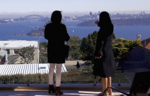 Australia Sydney Property Skyline Property Chinese Buyers