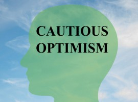Why cautious optimism is better for your investment health than perma pessimism