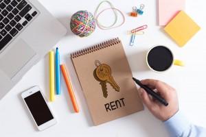 Rent House Concept