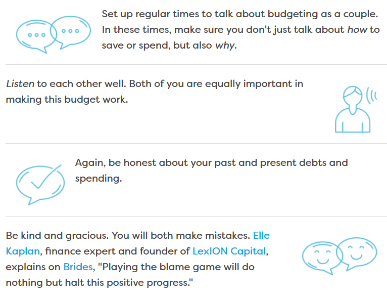 The Ultimate Guide To Budgeting As A Couple Tried And True Tips