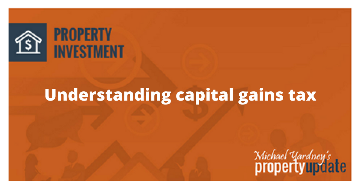 Capital Gains Tax On Trust Property