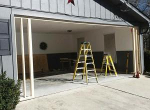 4 Enclosed Garage