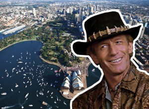 Australia In 2018 (crocodile Dundee Grows Up)