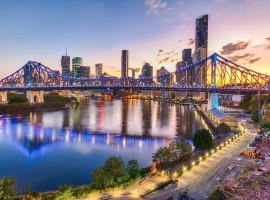 Brisbane has left the station — NOW is the time to climb aboard!