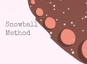 Money Parents Snowball Method