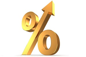 Interest Rates Rising 1
