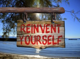 It isn't too late to reinvent your life