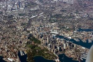 Sydney S Population