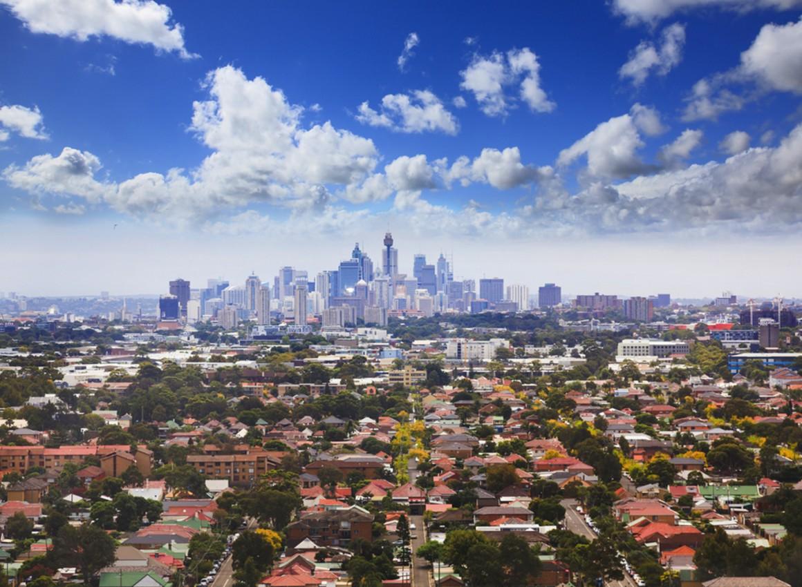 Sydney+suburbs