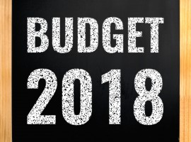 Infographic: Budget 2018 at a glance