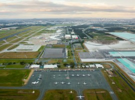 The new Brisbane Airport will create an extra $5billion per year to the Queensland Economy