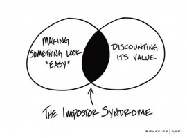Learning to Deal With the Impostor Syndrome