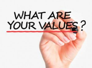 Your Values