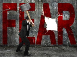 How to stop a fear of change holding you back
