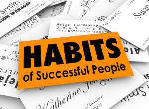 Habits Of Succes