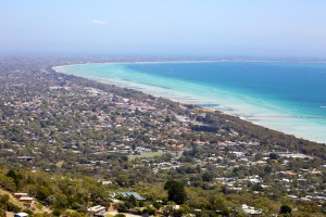 Murray's Lookout Over Mornington Peninsula