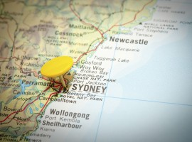 What is the most desirable location in Sydney?