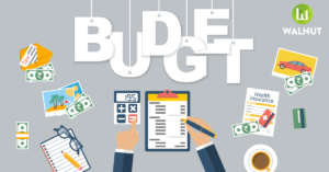 Making A Monthly Budget 300x157