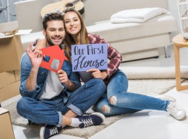 The 12 steps to buying your first own home