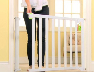 Installing Baby Gates